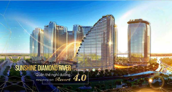 Tổng quan dự án Sunshine Diamond River Quận 7