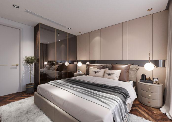 Phòng ngủ dự án sunshine horizon