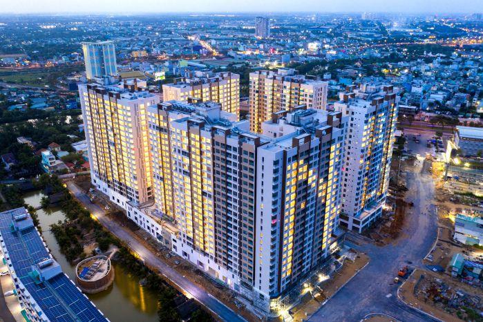 Dự án Akari City là sự kết hợp của 3 chủ đầu tư lớn