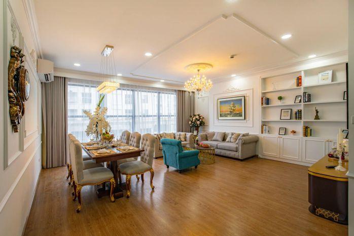 Giá bán căn hộ chung cư Iris Garden