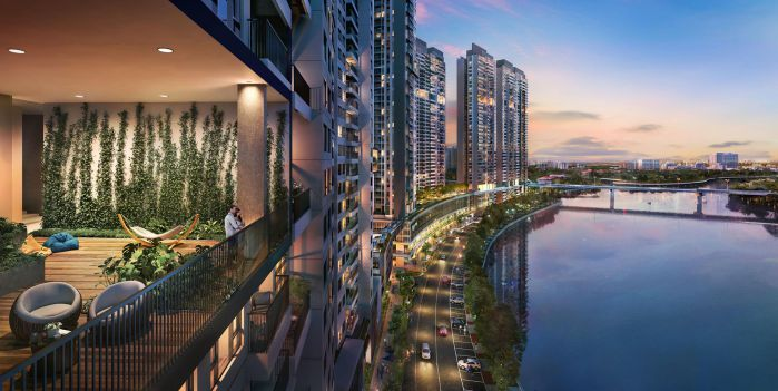 chung cu The View Riviera Point Quận 7