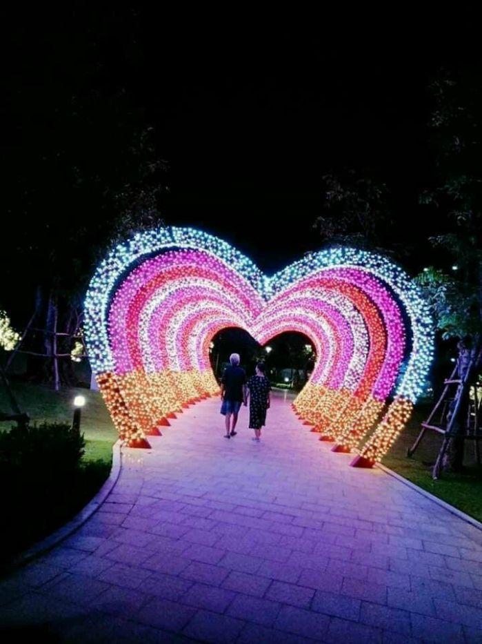 Công viên 36ha Vinhomes Grand Park công viên tình yêu