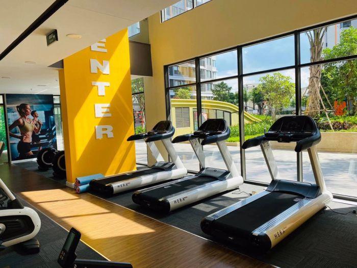 Phòng Gym Jamila Khang Điền Quận 9