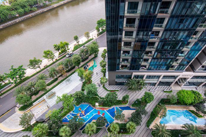 nội khu căn hộ Vinhomes golden river Bình Thạnh