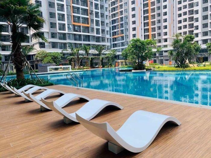 Hồ bơi Safira Khang Điền Quận 9