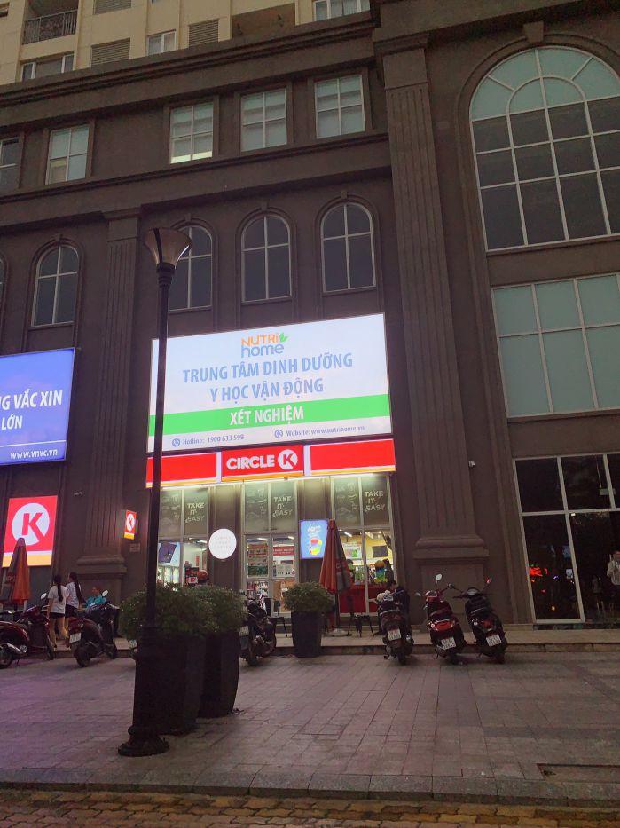 Circle K cũng đã mở 1 chi nhánh tại Saigon Mia ngay căn shophouse phía trước của Block N