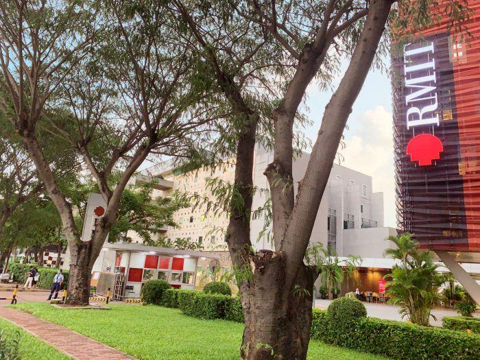 Đại Học Rmit gần chung cư Sài Gòn Mia