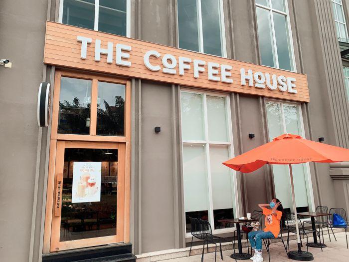 The Coffee House đã có mặt tại chung cư Sài Gòn Mia từ rất sớm