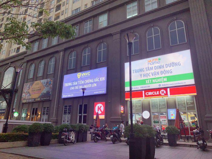 VNVC Sài Gòn Mia đã được khai trương từ giữa năm 2020