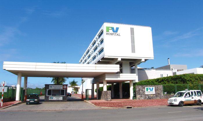 Bệnh viện Pháp Việt Phú Mỹ Hưng