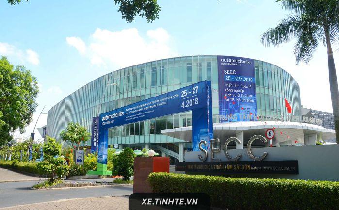 Trung Tâm Hội Chợ Triển Lảm Quốc Tế SECC