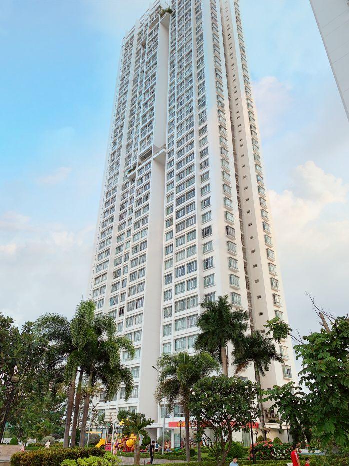 Chung cư Phú Hoàng Anh Block E