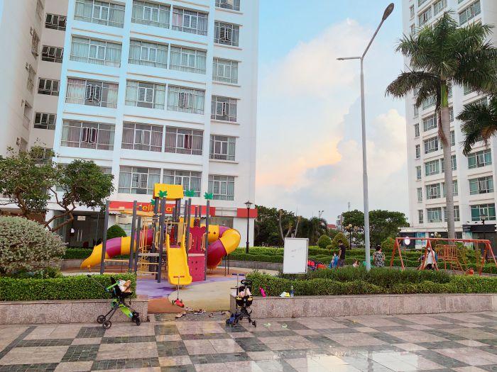 Sân chơi trẻ em Phú Hoàng Anh