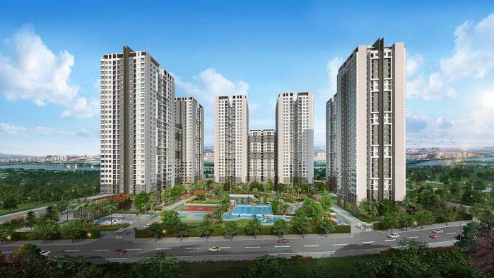 Dự án Sài Gòn South residences là dự án đầu tư bởi chủ đầu tư Phú Mỹ Hưng
