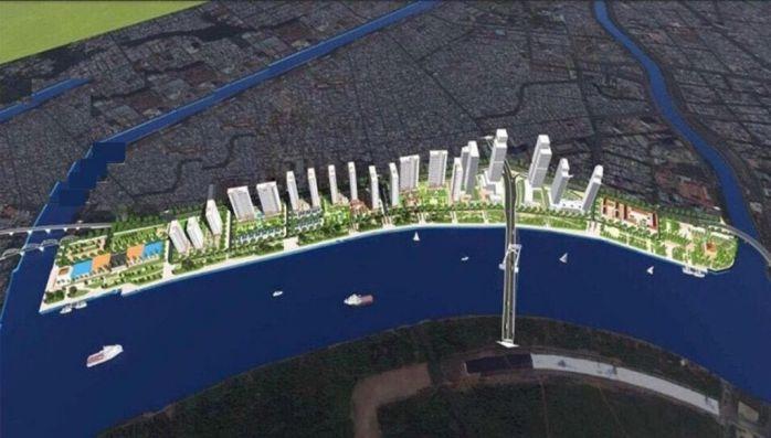 Di dời cảng Khành Hội đầu tư khu căn hộ, giáo dục y tế và trung tâm thương mại