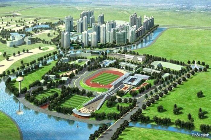 Dự án Saigon Sports City là dự án quy mô 60ha của chủ đầu tư Keppelland