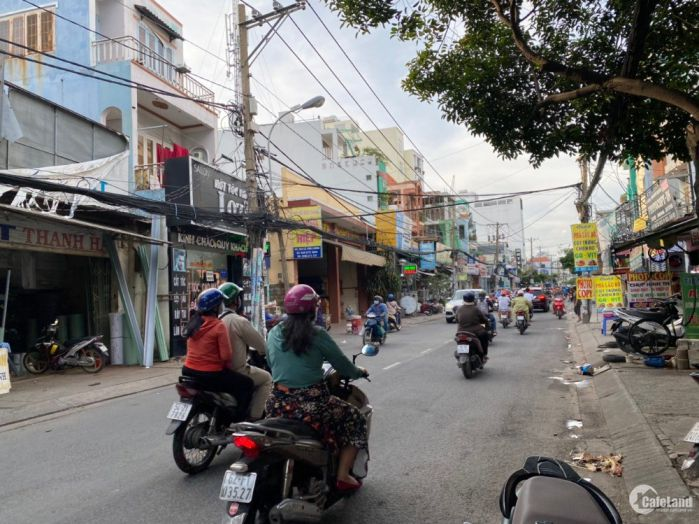 Mở rộng đường Lê Văn Lương
