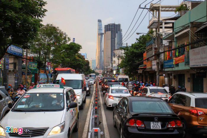 Mở rộng đường Nguyễn Tất Thành