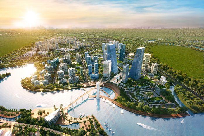 Dự án GS Metrocity Nhà Bè là một dự án được phát triển bởi tập đoàn GS E&C của Hàn Quốc