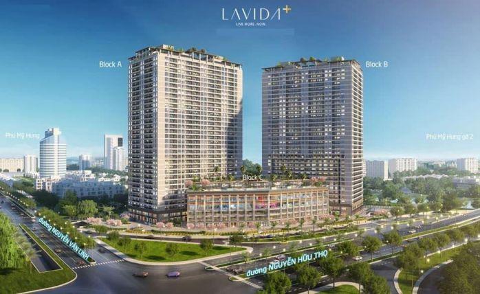 Dự án Lavida Plus Quận 7 là dự án được đầu tư xây dựng bới Quốc Cường Gia Lai