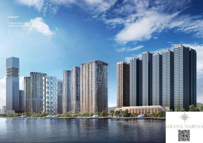 Penthouse Grand Marina Saigon