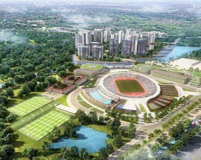 Dự án Saigon Sports City được xem như là một thành phố thiết kế cho tương lai