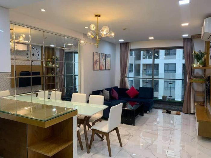 giá bán căn hộ Sunrise city cũng khá tốt so với thị trường