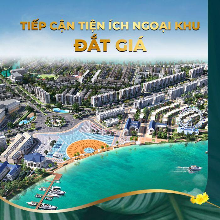 dự án nova Aqua City cũng mang lại rất nhiều tiện ích ngoại khu cho khách hàng