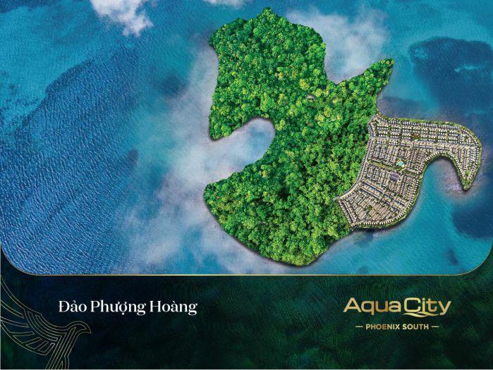 aqua city đảo phượng hoàng