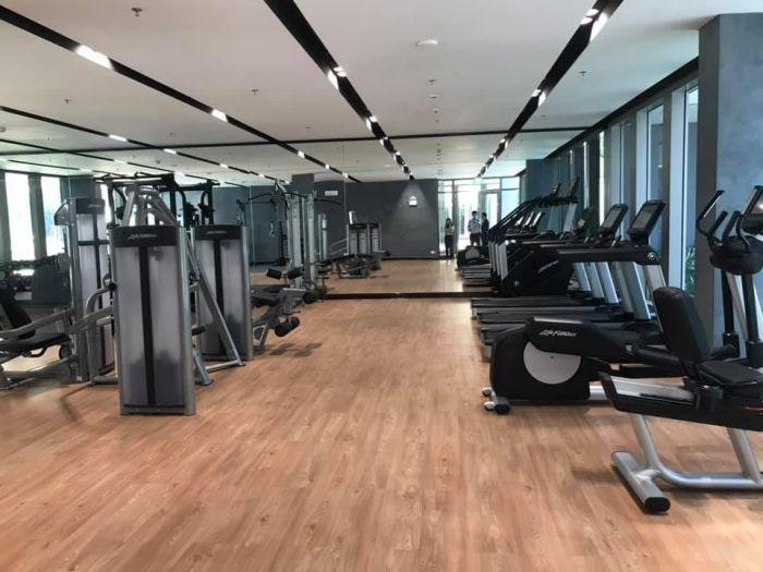 Empire city khu tập gym