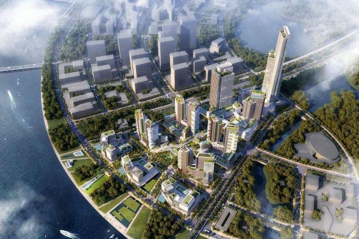 Empire City Keppel Land sẽ trở thành một trong những dự án căn hộ đáng sống nhất cho tầng lớp thượng lưu