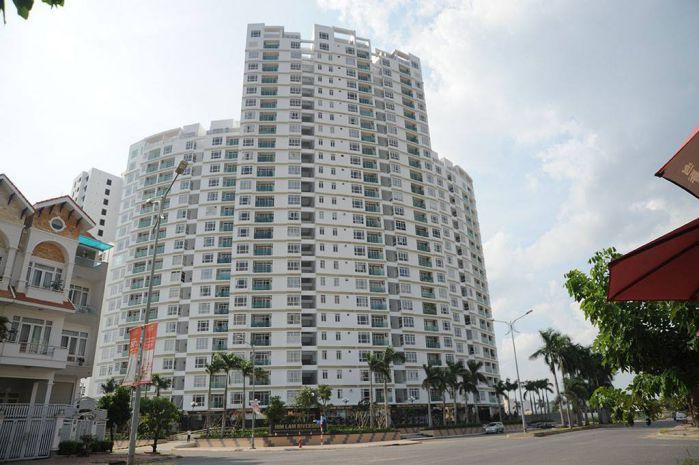 Căn hộ Him Lam Riverside Quận 7 được thiết kế khá độc đáo