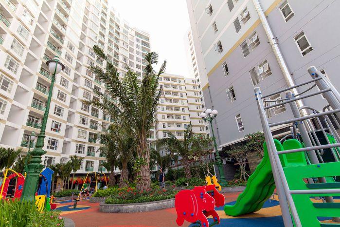 Sân chơi trẻ em Him Lam Quận 7