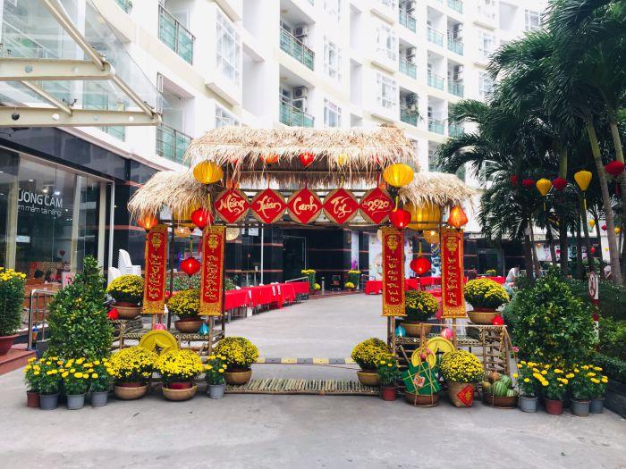 Him Lam Quận 7 đón tết