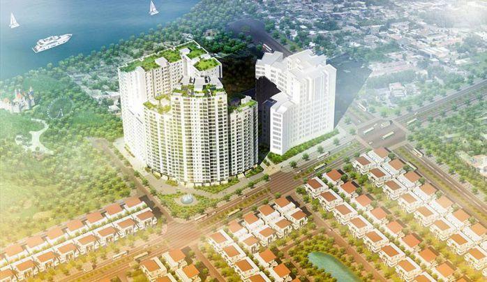 Chung cư  Him Lam Riverside là căn hộ chung cư của chủ đầu tư Him Lam