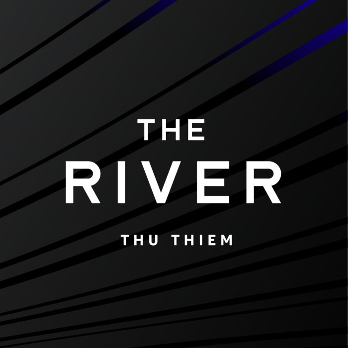 Logo the river thủ thiêm