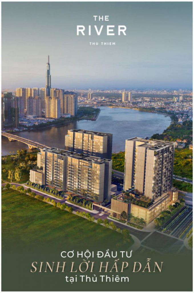 Dự án The River còn có tên gọi khác là Căn hộ Thủ Thiêm River Park Quận 2