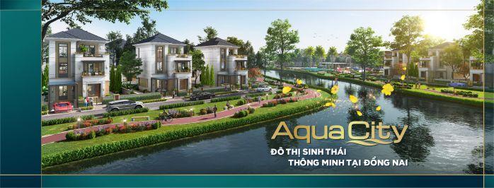 Dự án Aqua City của chủ đầu tư Novaland là một dự án rất lớn có tiềm năng phát triển về cả quy mô